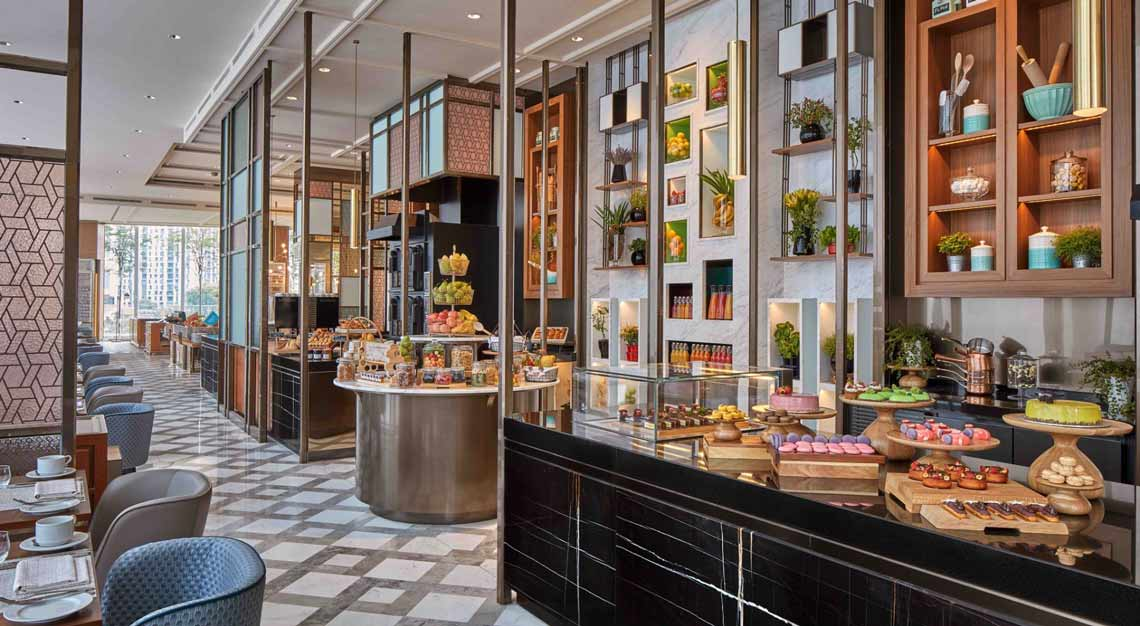 Mother's Day dining guide - Racines, Sofitel Singapore City Centre