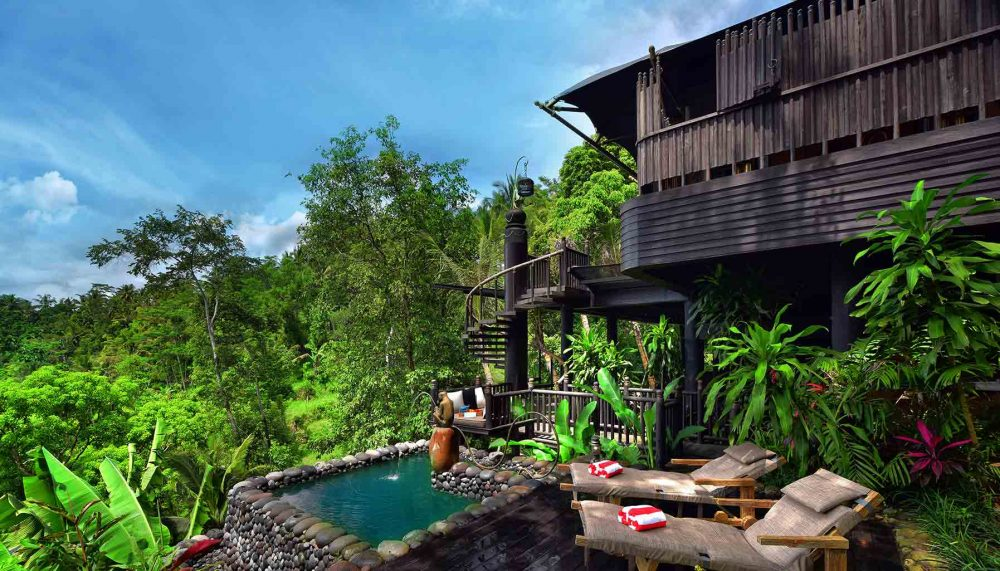 Luxury resorts and villas near Singapore - Capella Ubud, Bali