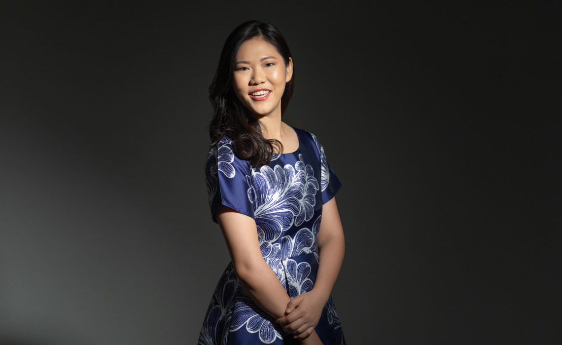 Annabelle Kwok Founding CEO, NeuralBay