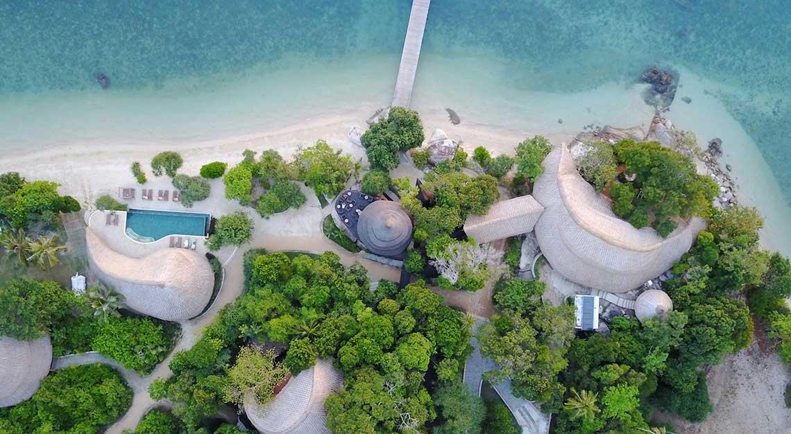 Cempedak Island, private islands