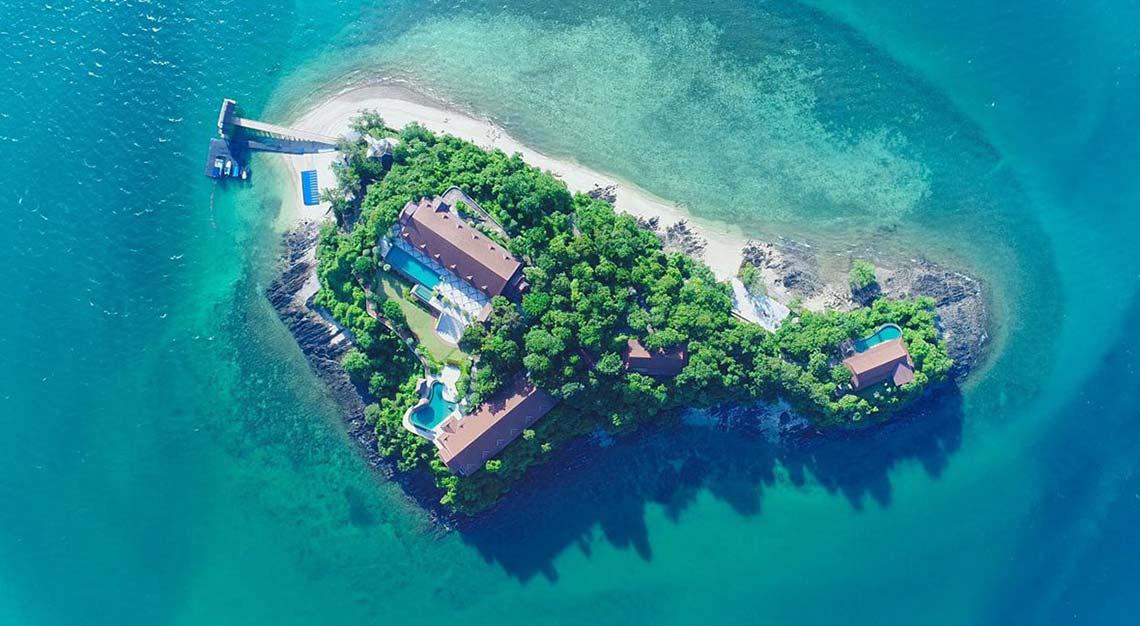 Koh Rang Noi, private islands