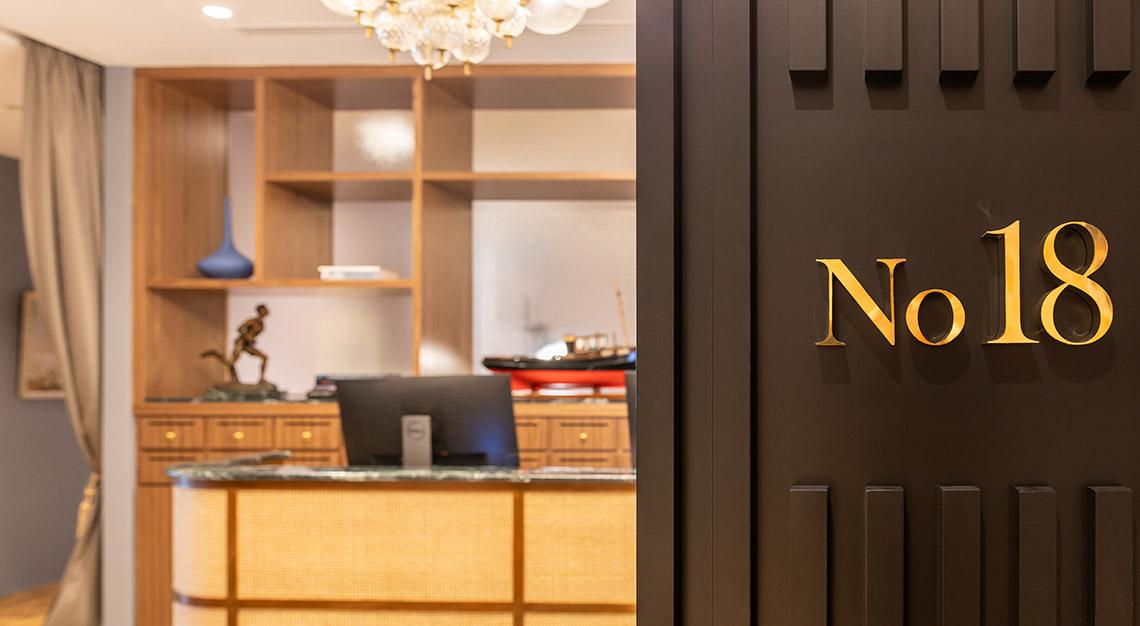 No18 Capitol Singapore