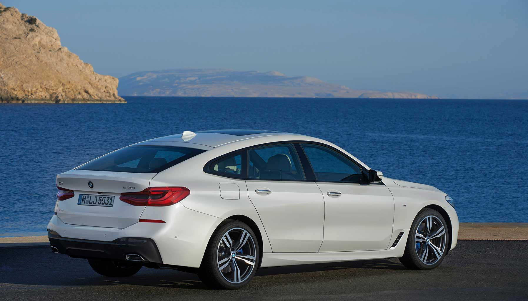 BMW 6 Series GT Review