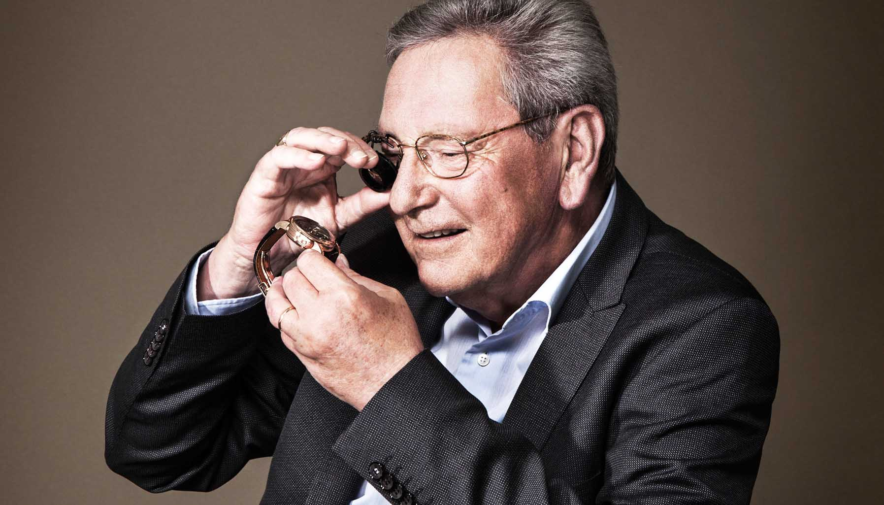 The Inspiring Tale of Roger Dubuis