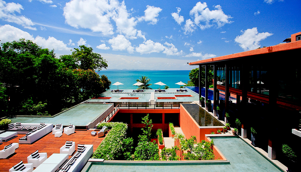 Luxury resorts and villas near Singapore - Sri Panwa, Phuket, Thailand