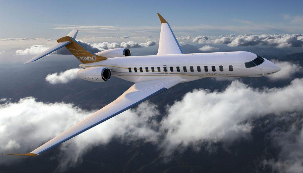largest business jet