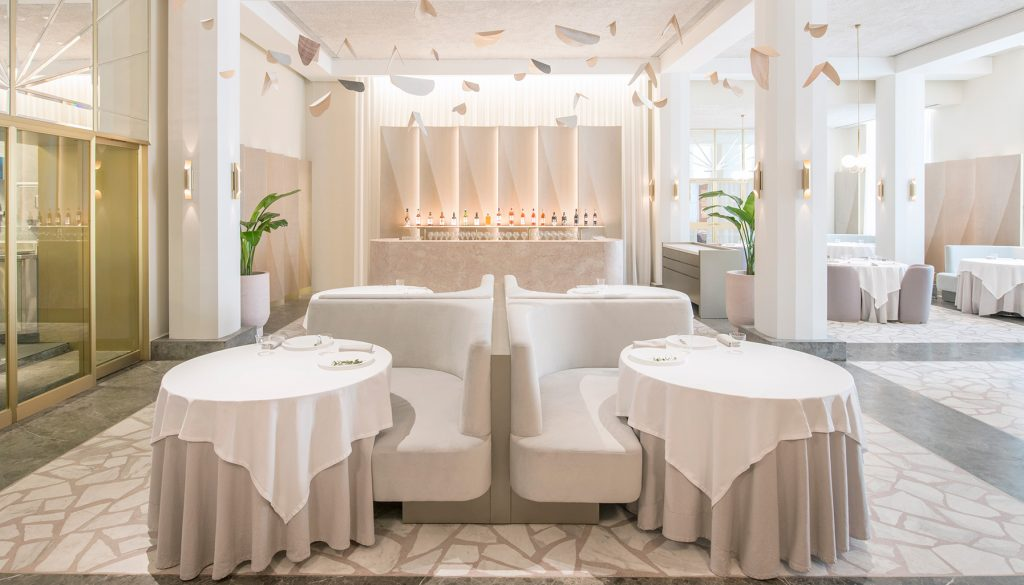 Odette wins us over with its private chef's table