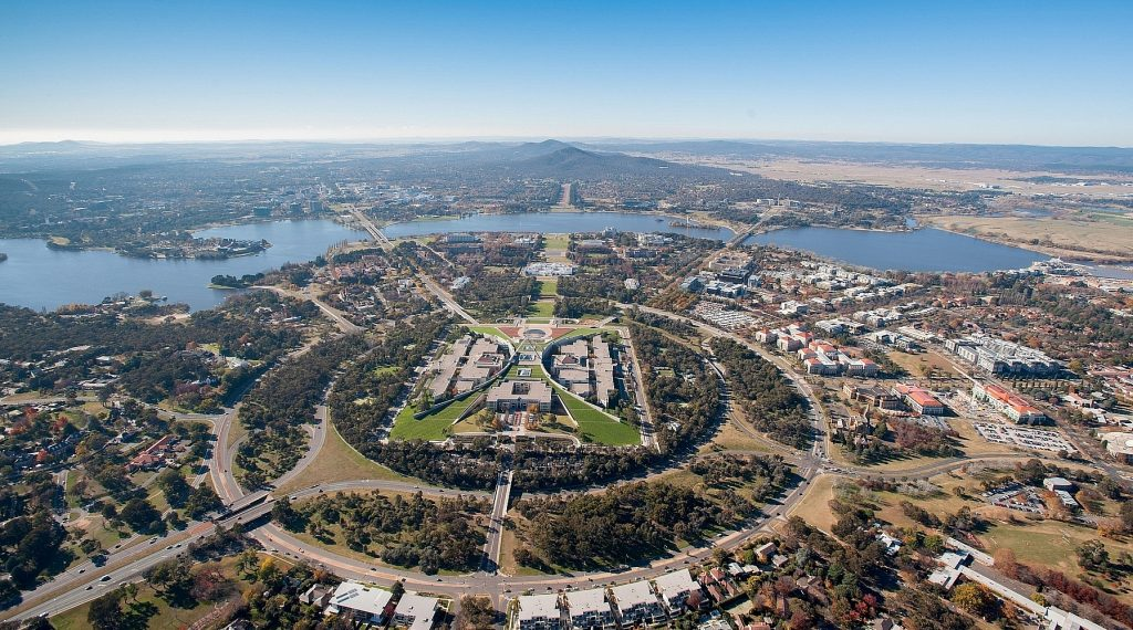 Discover Canberra, Australia's capital city