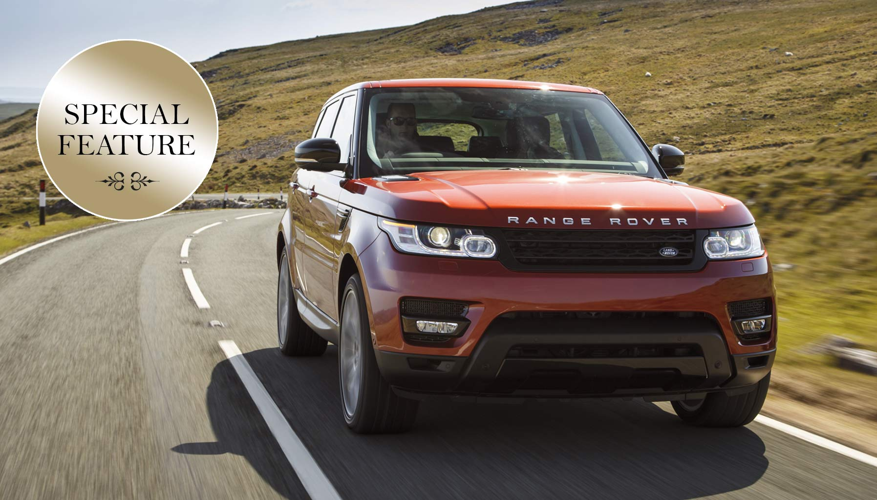 How Range Rover has persevered the luxury SUV race