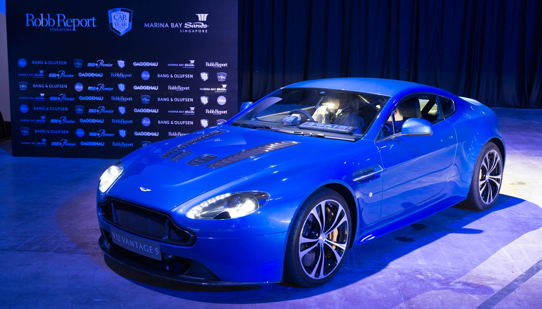 COTY 2016 contender: Aston Martin V12 Vantage