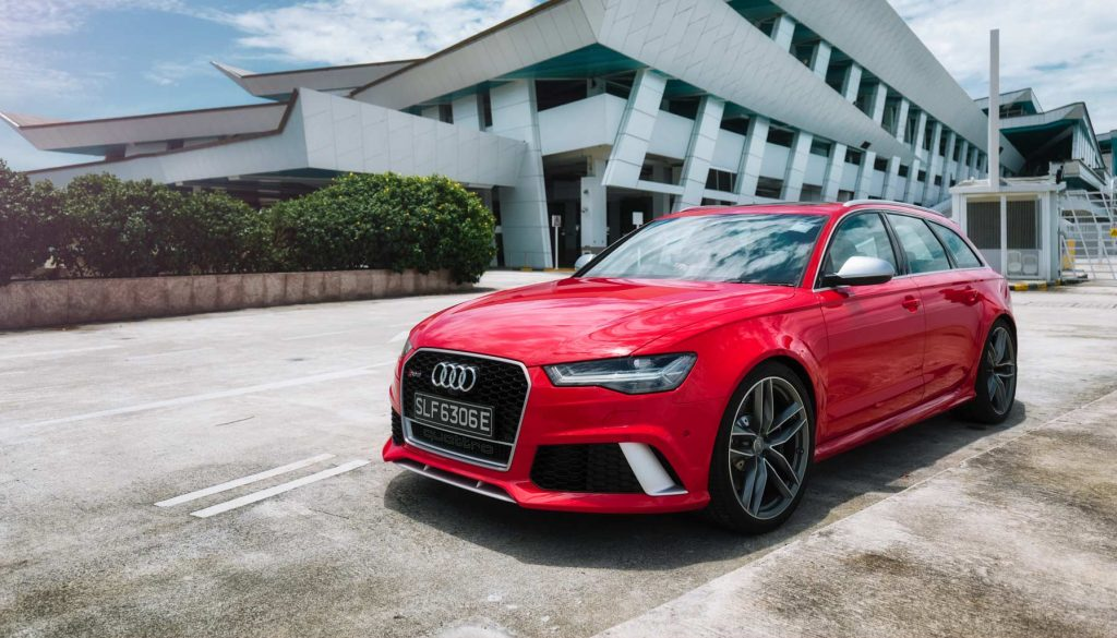 COTY 2016 contender: Audi RS6 Avant