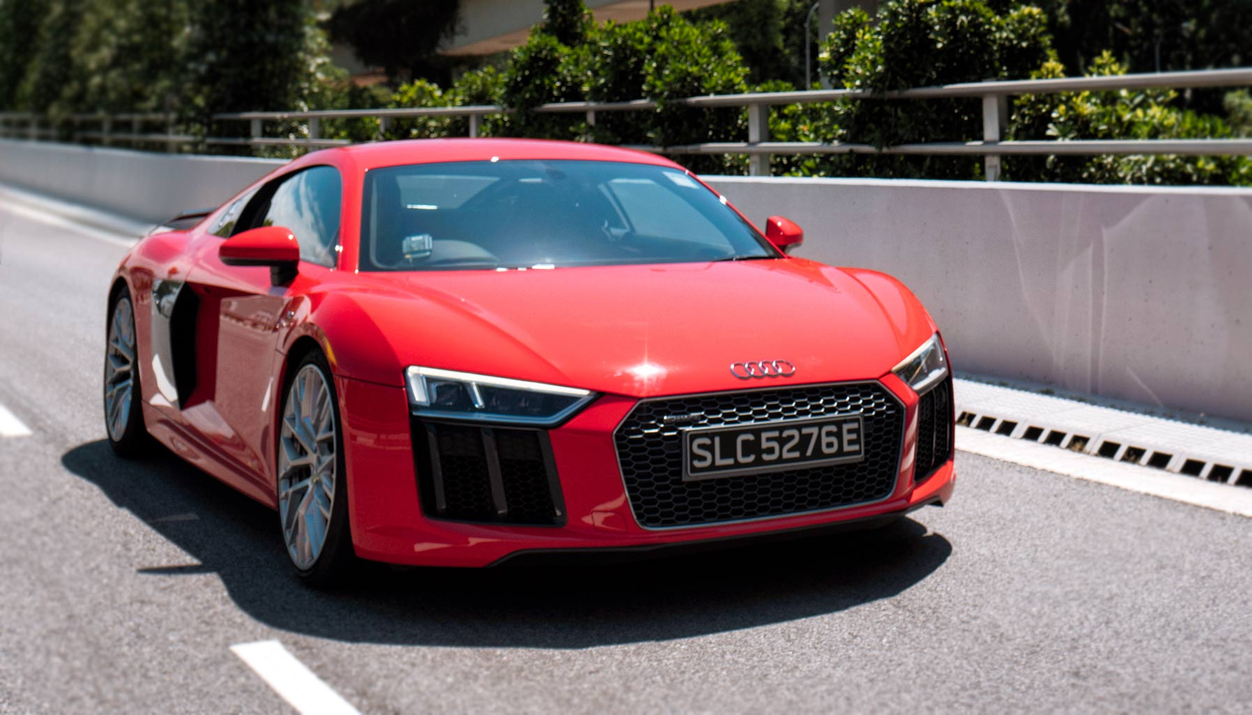 Car Review The New Audi R Sports Car Is Everything You Want - R8 audi