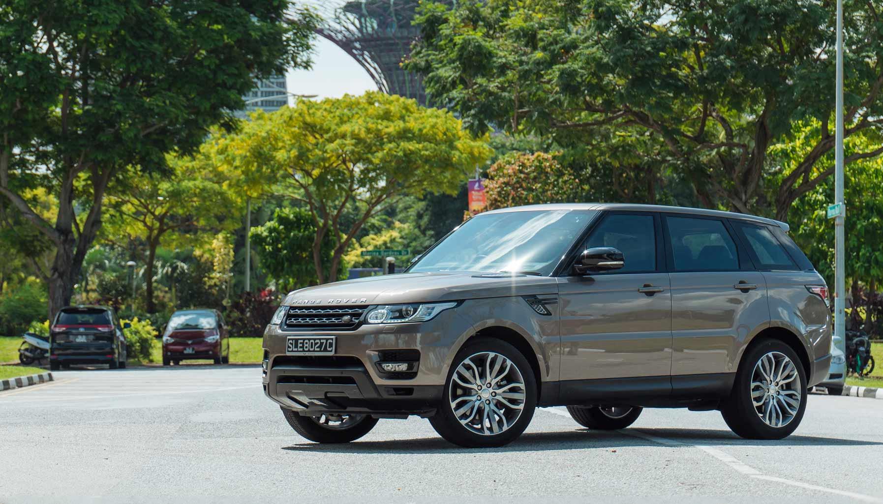 COTY 2016 contender: Range Rover Sport