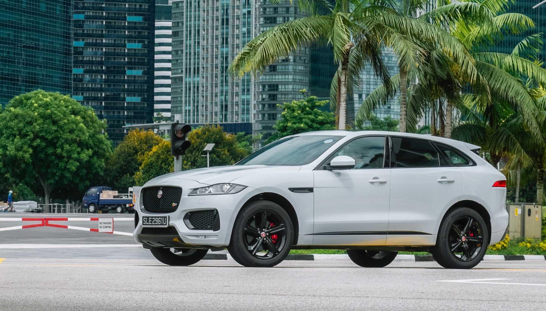 COTY 2016 contender: Jaguar F-Pace S