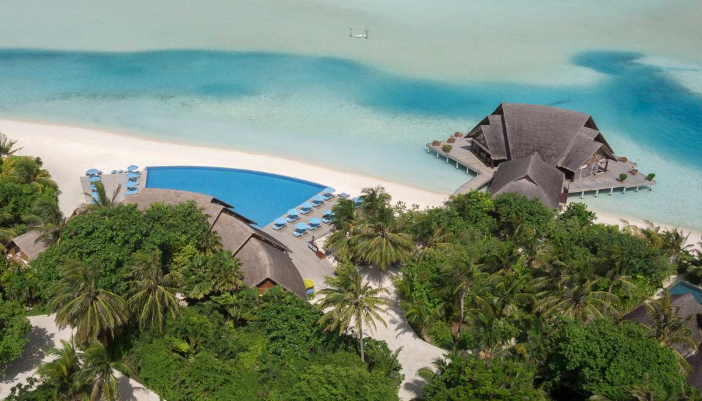 Anantara Dhigu's freediving facility opens your eyes to a whole new world