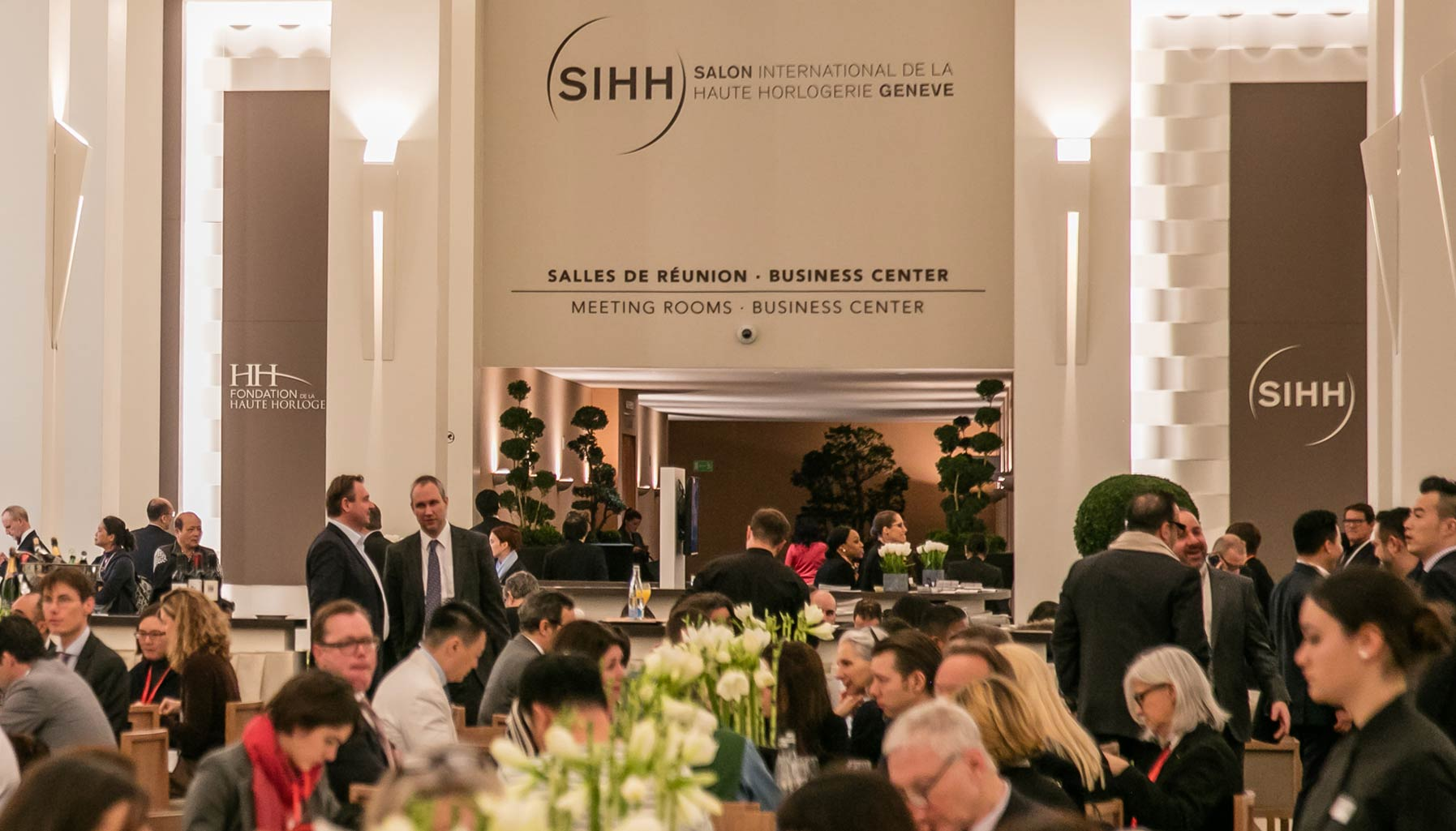 SIHH opens its doors to the public this year. Here's what to expect