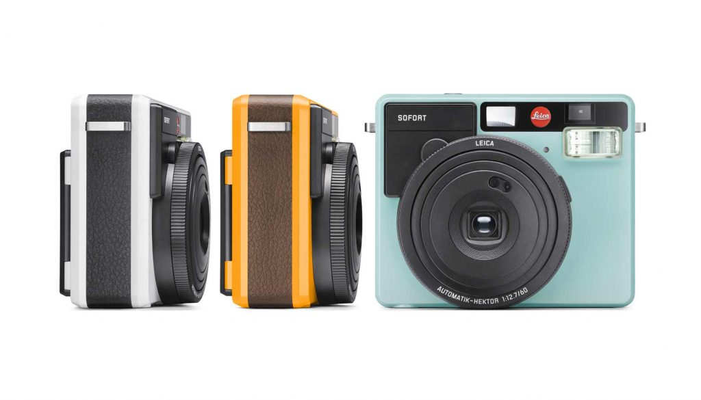 Meet Sofort, Leica's first instant camera that's set to capture the market
