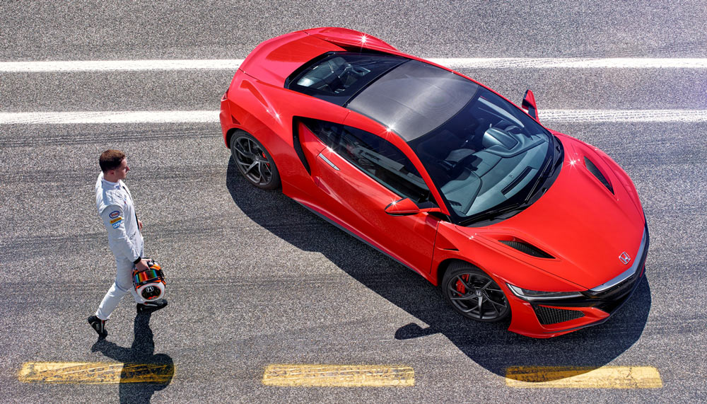 Why the second-generation Honda NSX is worth the wait
