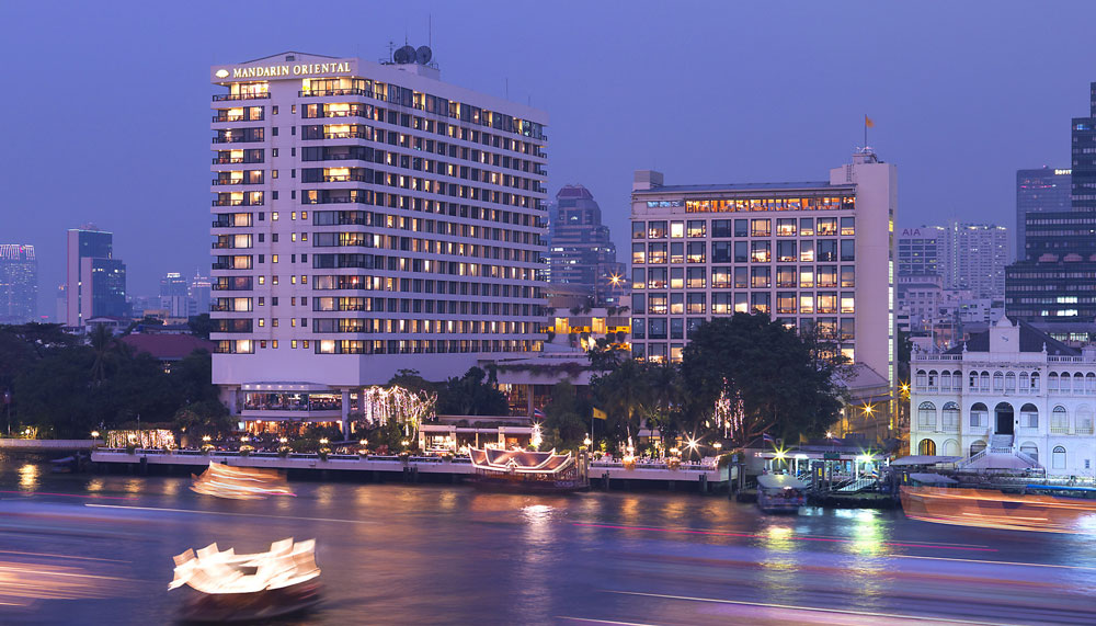 Mandarin Oriental Bangkok is looking fresh from an extensive renovation