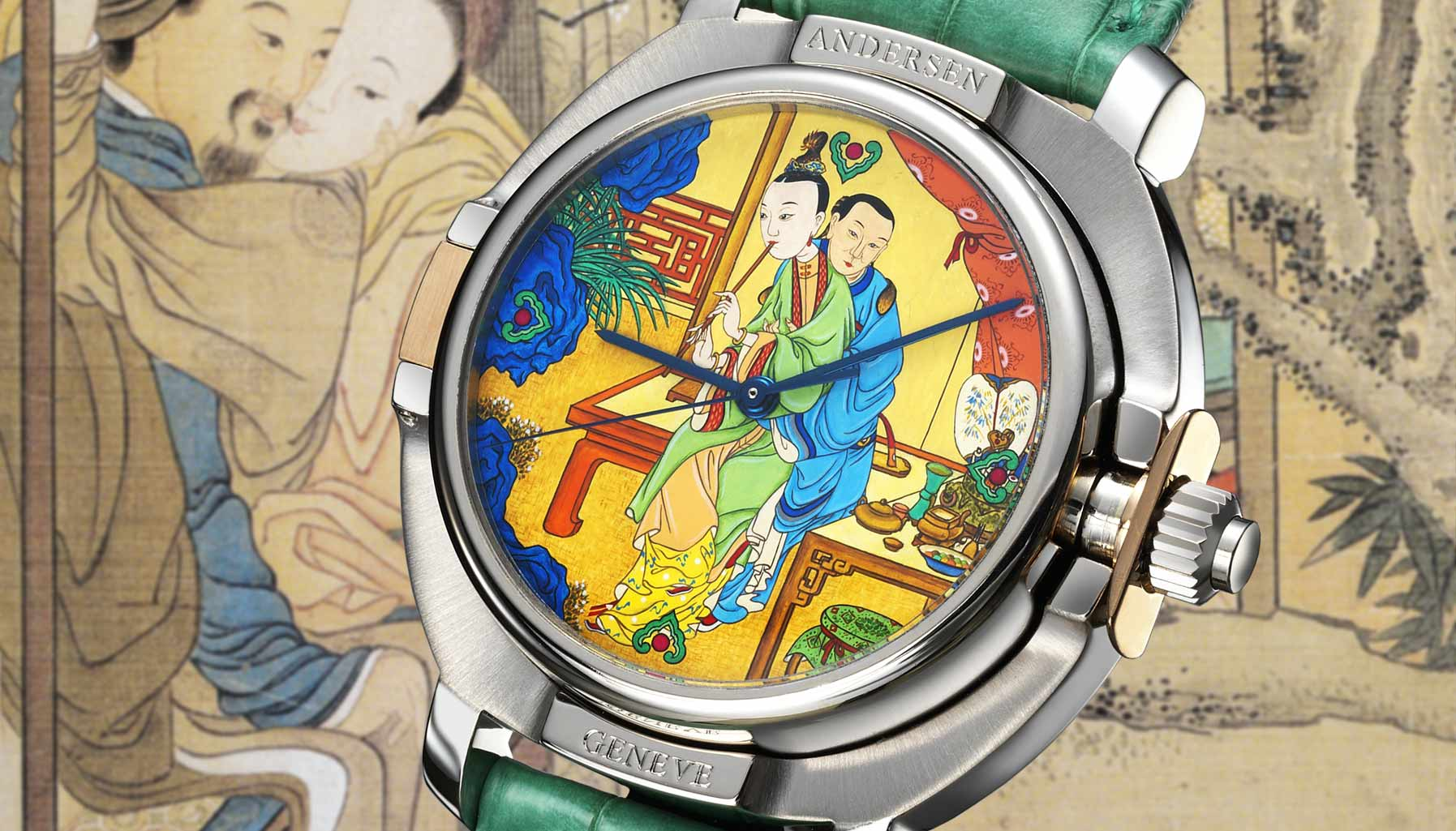 Four erotic watches you shouldn't wear to the boardroom