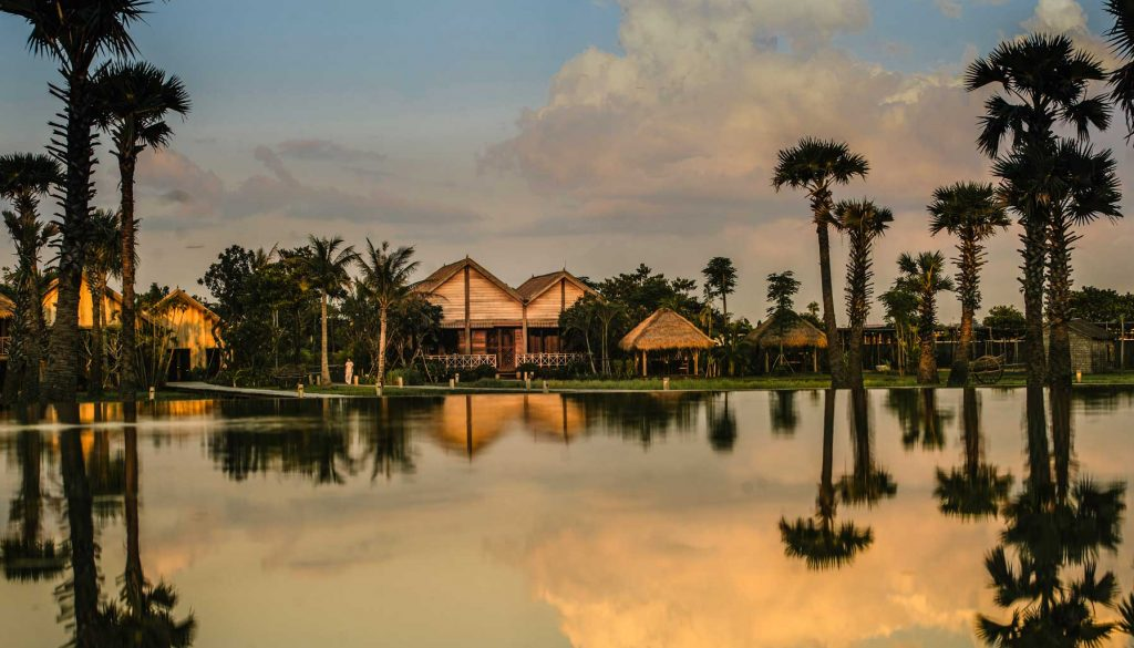 Phum Baitang, Siem Reap's newest luxury resort