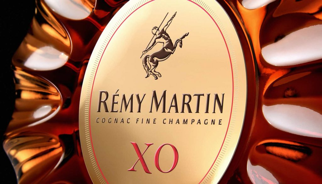 The evolution of Remy Martin, according to Baptiste Loiseau