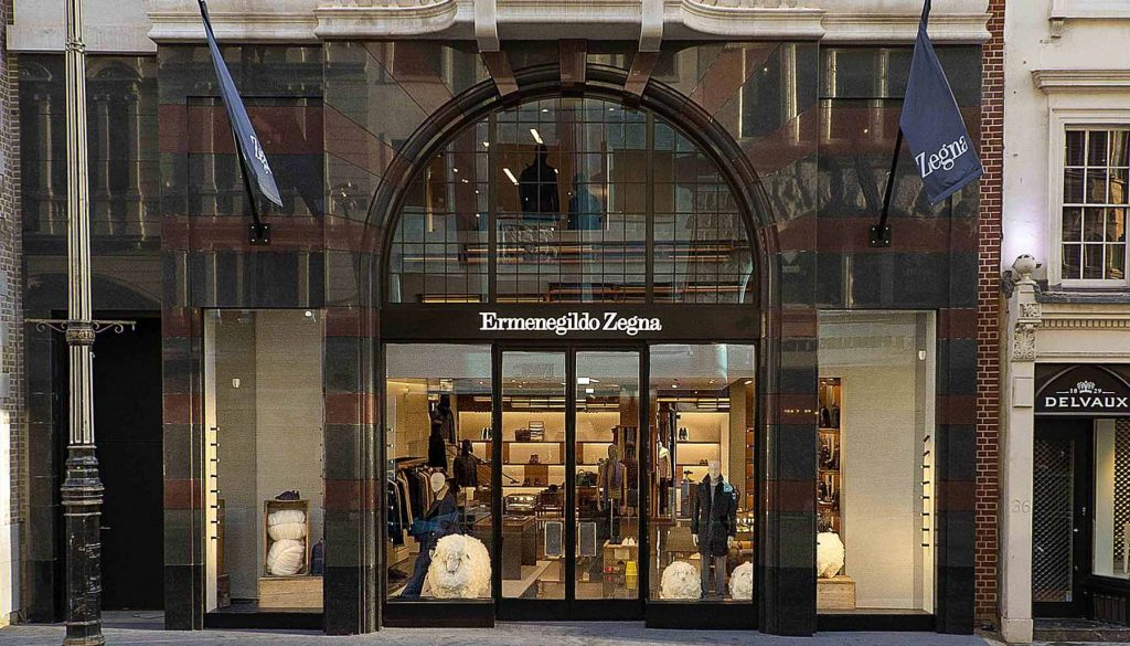 Ermenegildo Zegna takes luxury to a whole new level at its new Global Store