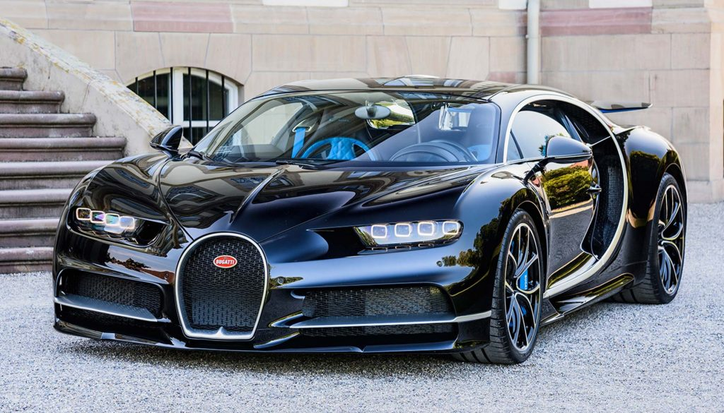Custom dream machines: A peek into the Bugatti factory