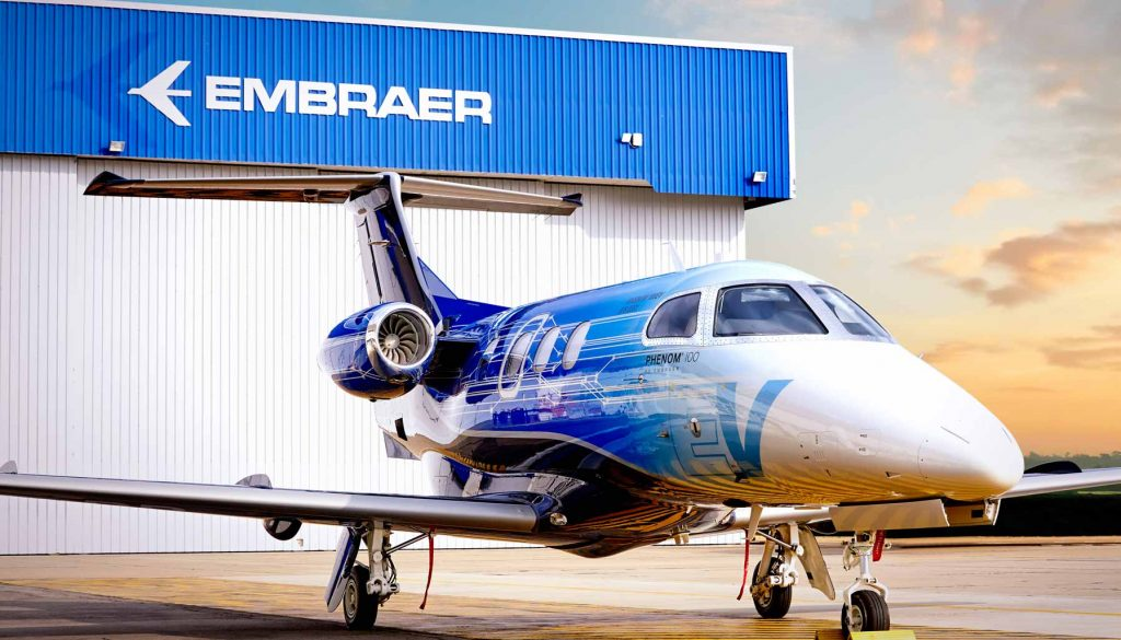 Claudio Camelier of Embraer Executive Jets shares his thoughts on private aviation in the region