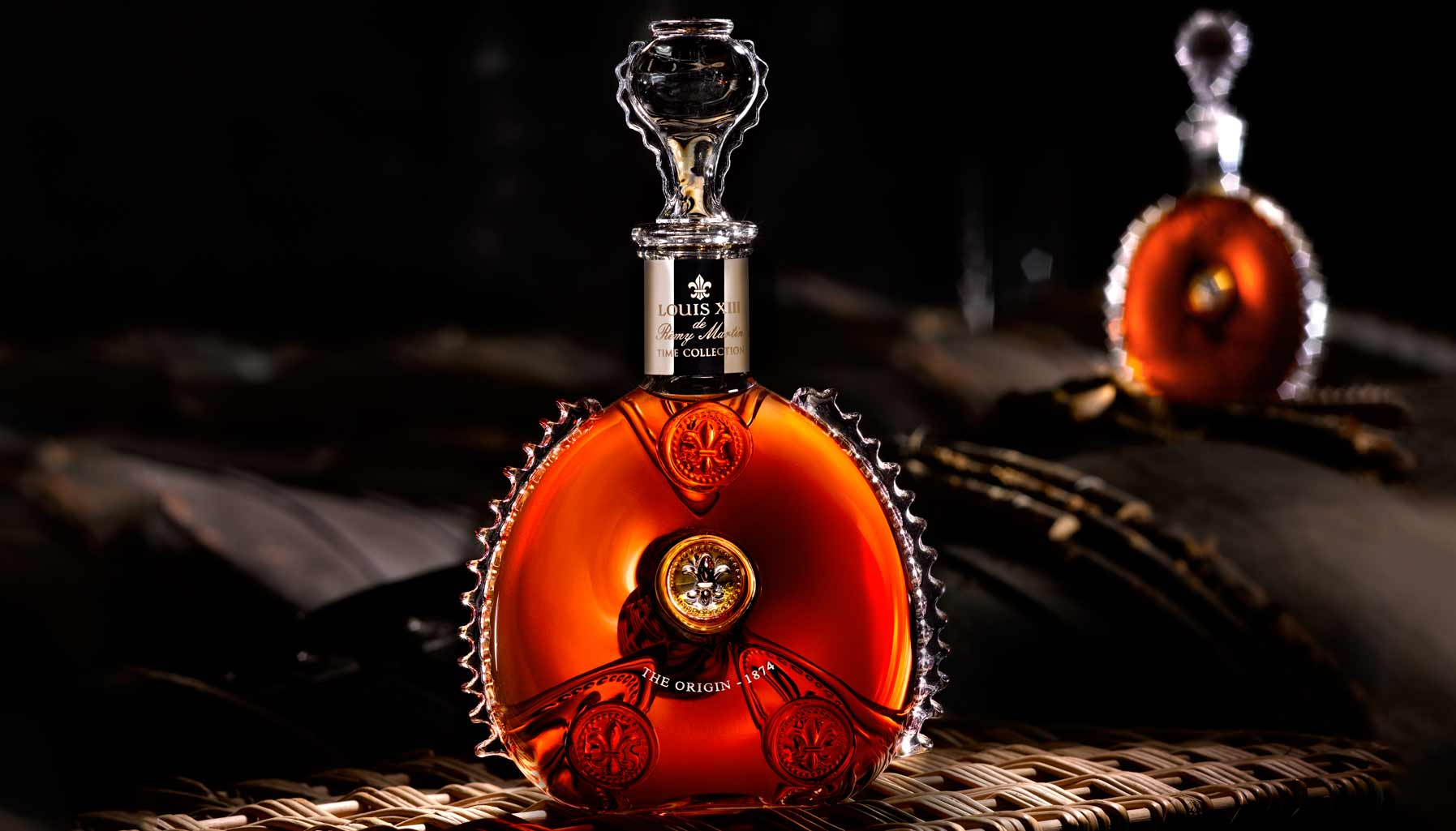 Louis XIII releases The Origin – 1874, the first from the Time Collection