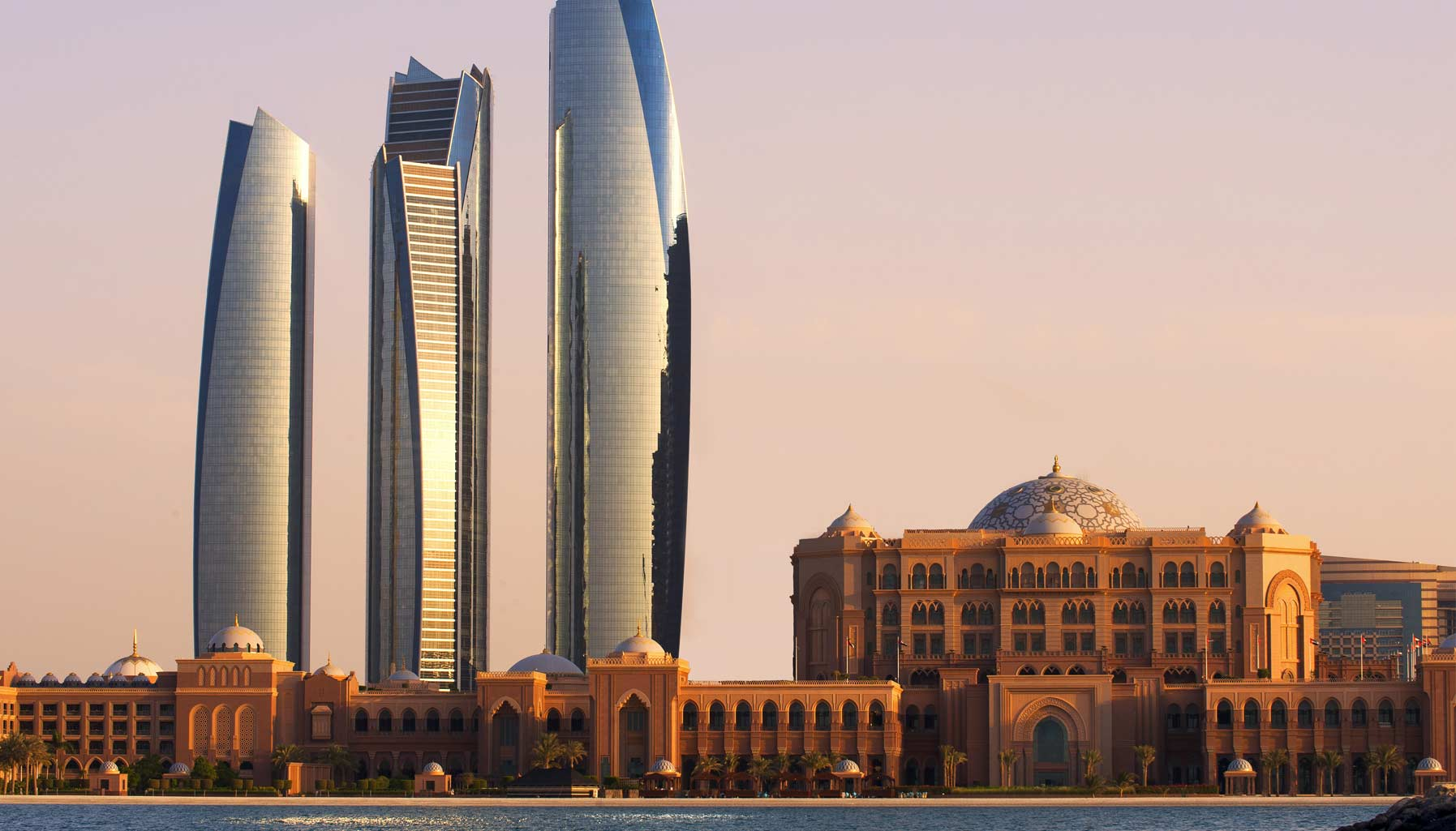 How to maximise your Abu Dhabi layover