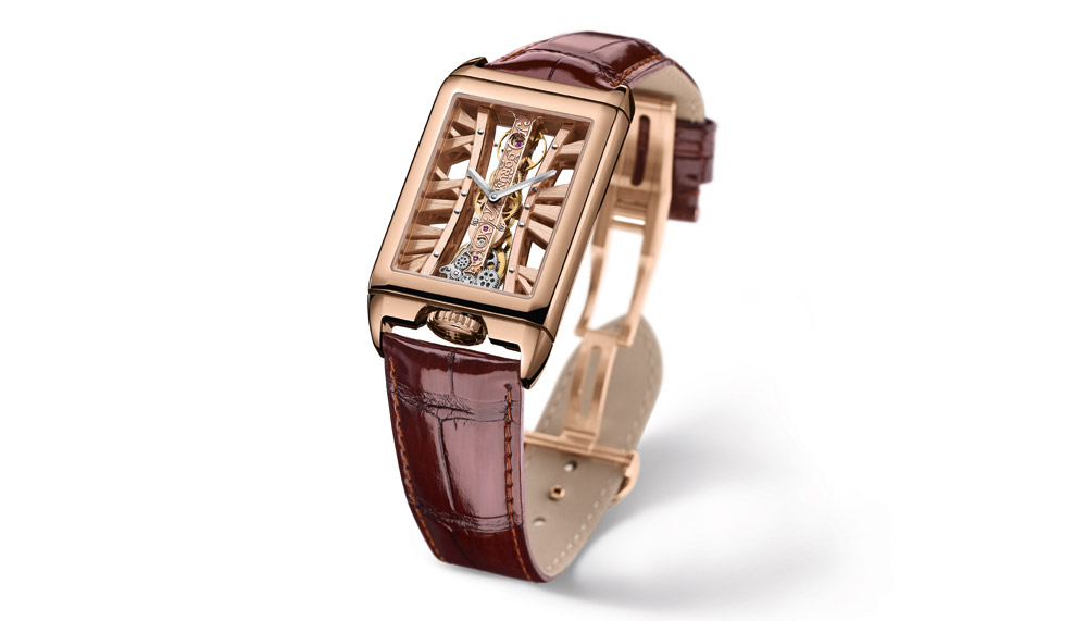 Golden Bridge Rectangle, Corum