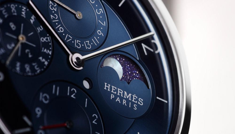 Slim d'Hermes watch
