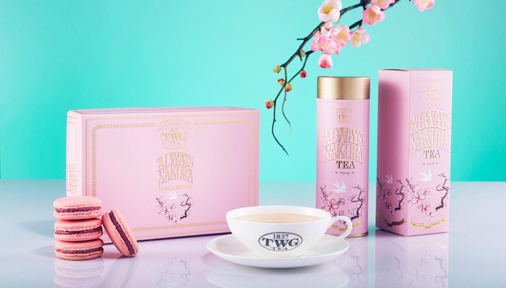 Always Sakura Tea, TWG