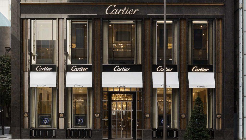 Cartier Ginza Tokyo