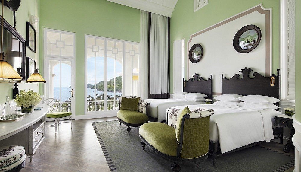 Luxury resorts and villas near Singapore - JW Marriott Phu Quoc Emerald Bay Resort and Spa