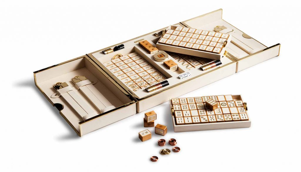 Ralph Lauren Home Mahjong Set