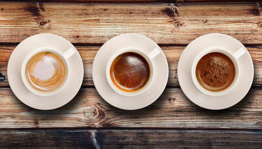 Mokitalia coffee