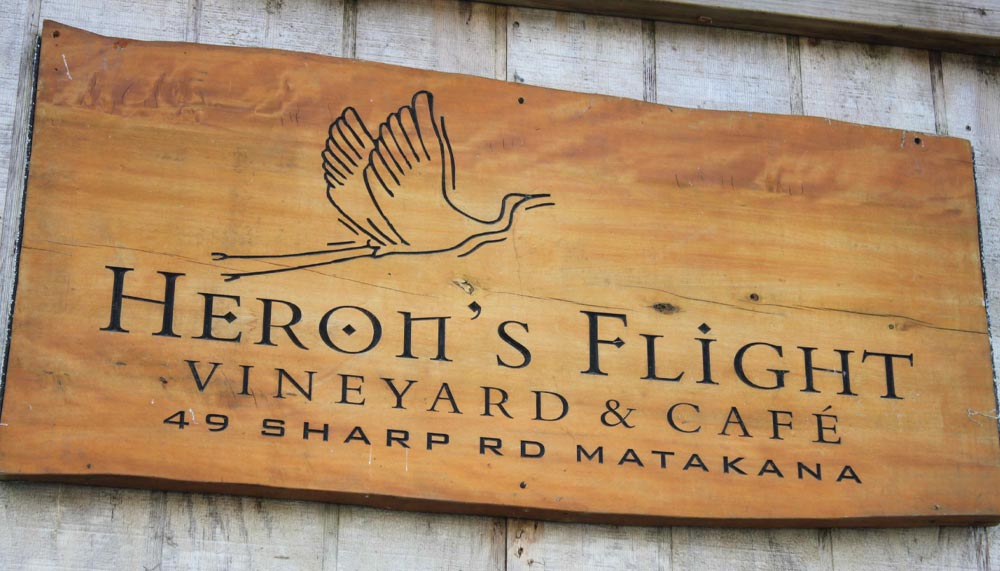 Heron's Flight Vineyard and Winery