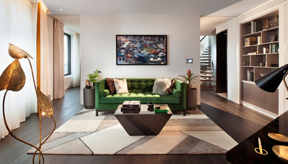 London homes, Ronson Capital Partners