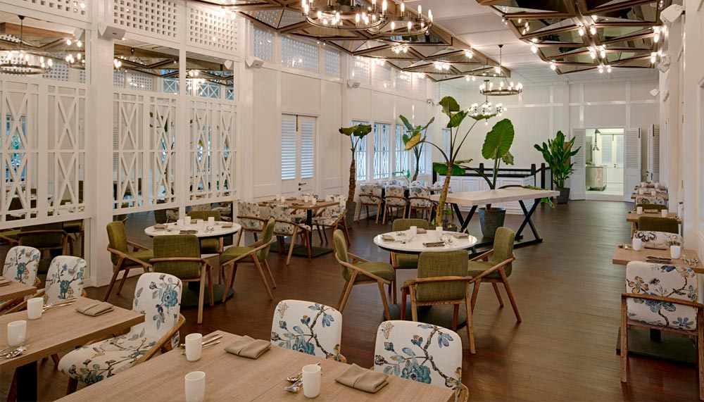 Best restaurants to propose in Singapore, The Summerhouse