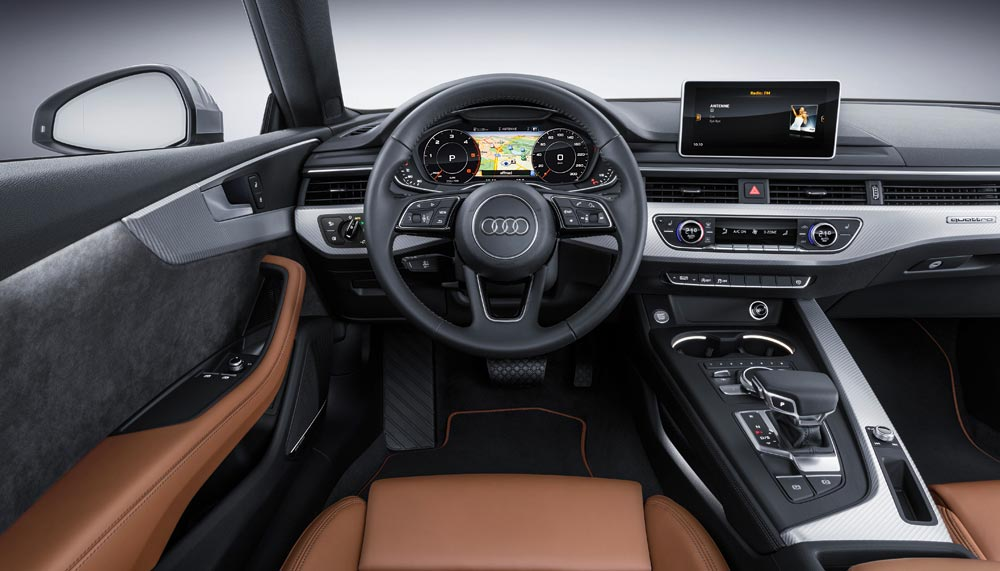 Audi e-tron Sportback SUV concept