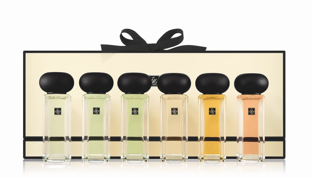 Jo Malone Rare Teas collection