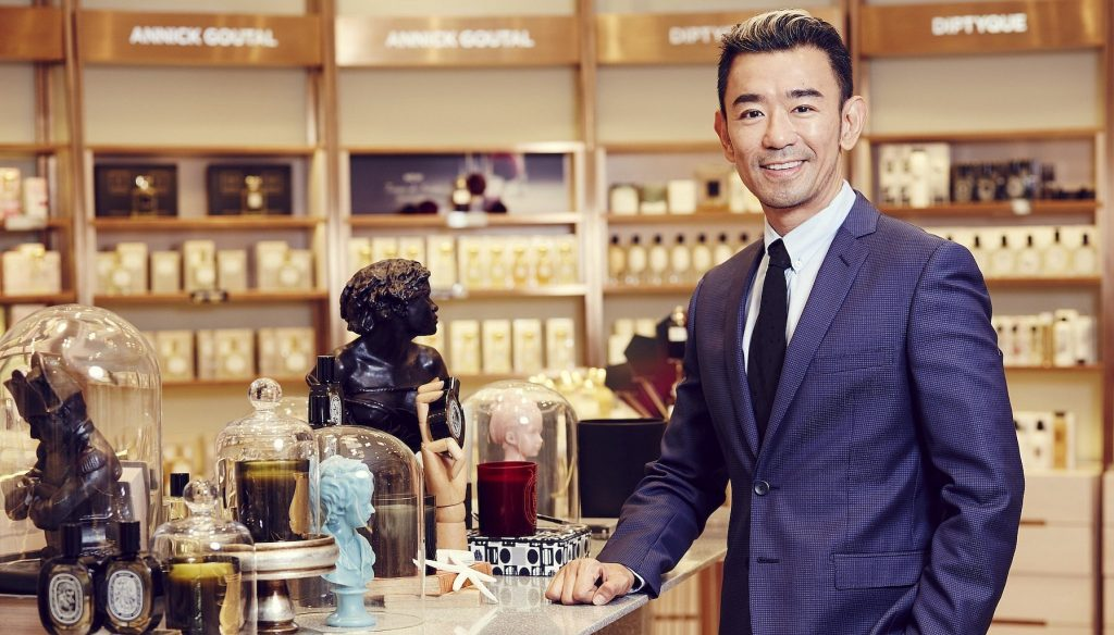 Ken Lim, founder and managing director of Kens Apothecary