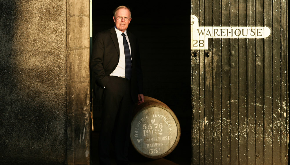 David Stewart, The Balvenie's head blender