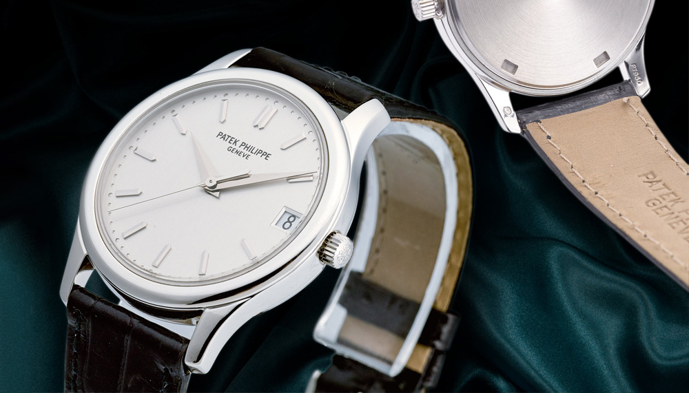 Sotheby's online watch sale