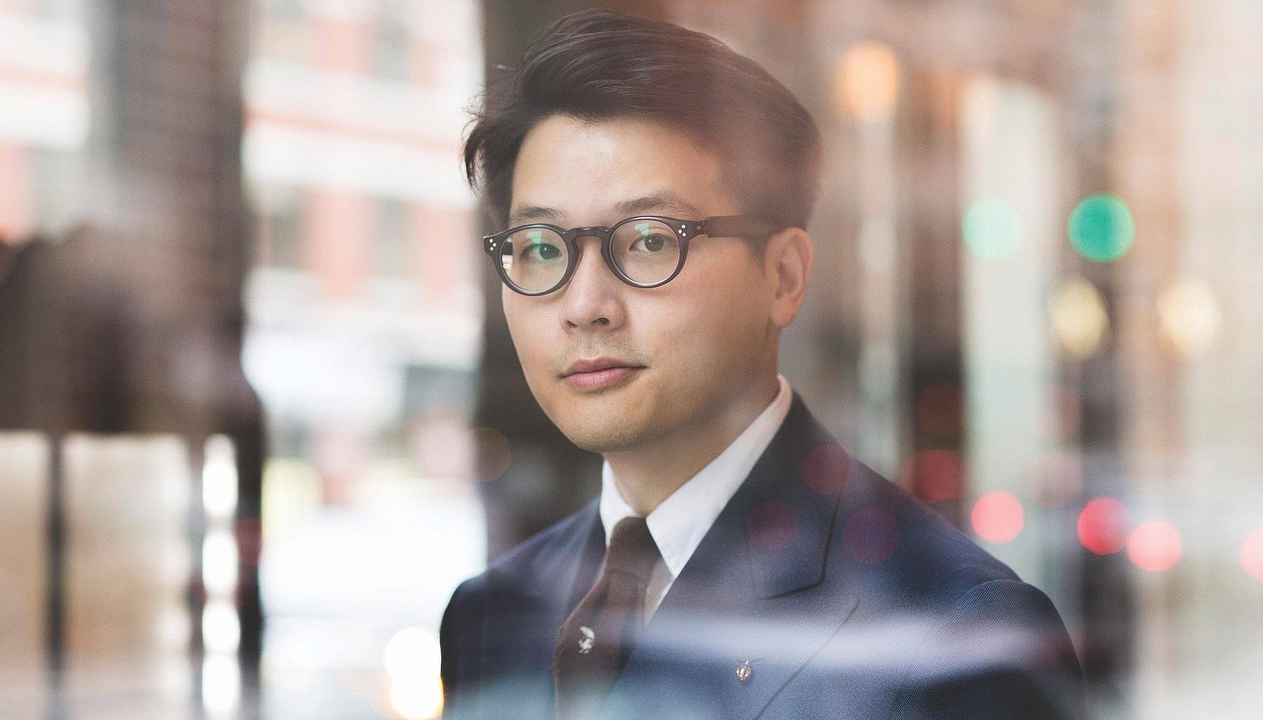Mark Cho of The Armoury