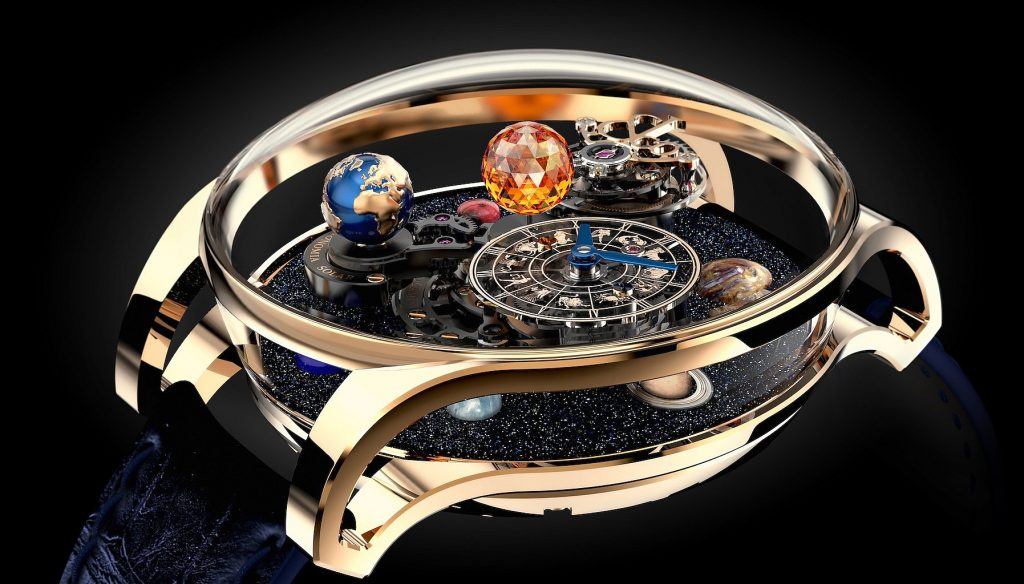 Jacob & Co Astronomia Solar