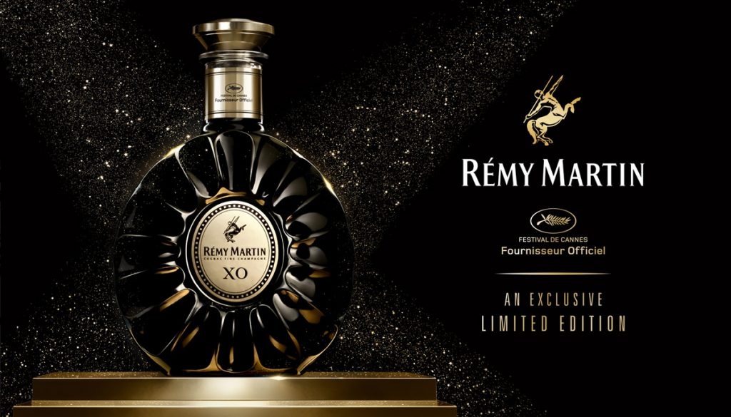 Remy Martin Cannes XO limited edition