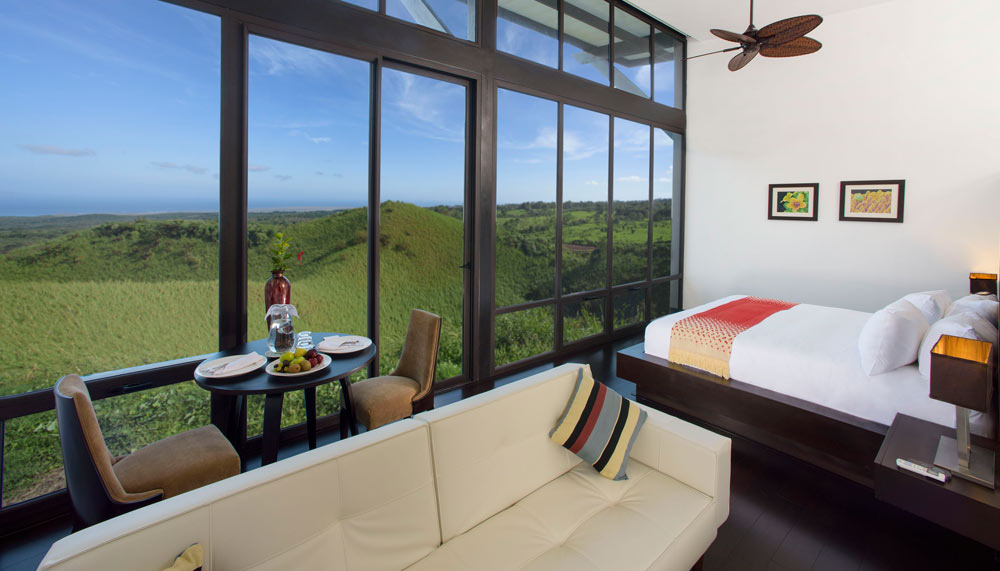 Luxury resort in Galapagos